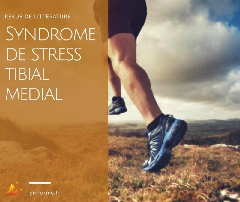 syndrome de stress tibial médial